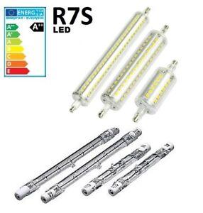 R7S ECO Linear LED Halogen Lamp Tube Light Bulbs Floodlights White 240V