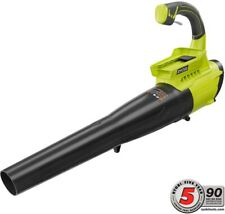 Ryobi Jet Fan Leaf Blower 40-Volt Lithium-Ion Variable Speed Cordless Handle