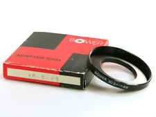 Bower 30.5-46mm Step-Up Lens Adapter Ring 30.5mm-46mm New 30.5-46 30.5mm-46 *JP