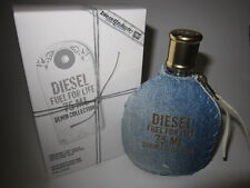 New In Sample Box Diesel Fuel For Life Denim Collection EDT Womens 75ml 2.5oz