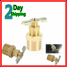 b4p12 Valterra RV Motorhome Fresh Water Faucet Anti-Siphon Valve A01-0141VP