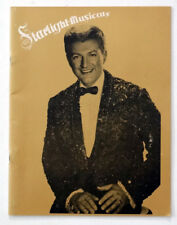 1970's Vintage LIBERACE Featured on STARLIGHT MUSICALS Magazine