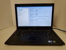 Dell Latitude E4310 Intel Core i5-520M 2.40GHz NO HDD/CADDY h