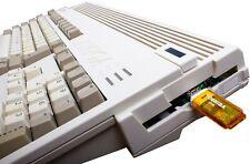 USB Amiga 1200 Floppy Drive Emulator (OLED version) internal mount - Aus Stock!