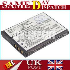 740mAh Battery For Panasonic HX-WA10, HX-DC1, HX-DC10, HX-DC15, HX-DC10EB-K