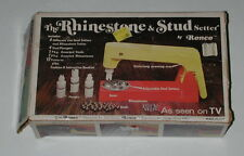 Rhinestone Stud Setter by Ronco