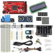 Sainsmart DUE SAM3X8E Cortex-M3 + HC-SR04 + Relay Starter kit For Arduino PDF