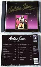 Kinks - Golden Stars .. Rare German Club-Edition-CD