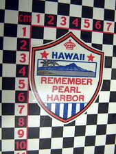 Pearl Harbour verre autocollant Cadillac Buick Oldsmobile