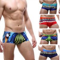 Sexy Mens Summer Beach Shorts Swimwear Swimming Trunks Swim Pants Boxer Sports