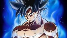 Dragon Ball Super Goku Silk Poster Wallpaper 24 X 13 inch