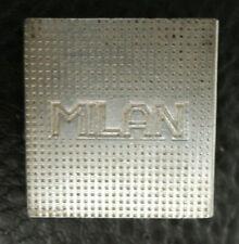 Vintage German Military Milan Pocket Pencil Metal Sharpener