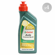 Castrol Axle Z Limited Slip 90 (was Hypoy LS90) 4 LITRES 4 x 1L