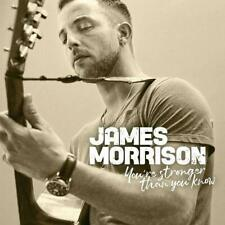 JAMES MORRISON YOU'RE STRONGER THAN YOU KNOW CD (Released March 8th 2019)