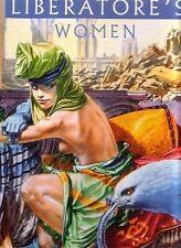 LIBERATORE'S WOMEN ORIGINAL FEB 1998 HARDCOVER FIRST EDITION 5TH PRINT NEW RARE