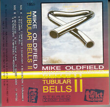 "K 7 AUDIO (TAPE)  MIKE OLDFIELD  ""TUBULAR BELLS II""  (MADE IN POLAND)"