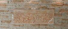 FLACHRELIEF Griechische Kampf Stuck gips groß Skulpturen Wandrelief Relief Bild