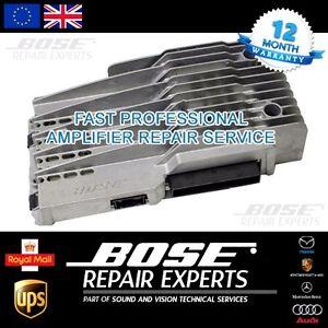 AUDI TT MK2 BOSE AMPLIFIER REPAIR SERVICE - 8J0035223  8J0 035 223 A C D