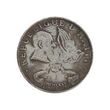 1975 Haiti 50 GOURDES Commemorative Coin Craft Collection Gedenkmünzen