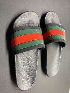 Mens Gucci Slides Size 8.5