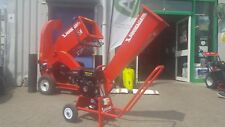 lawnflitePro GTS600L 60mm diameter cutting Petrol shredder/chipper