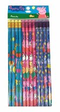 Peppa Pig 12pcs Pencils School stationary Supplies party favors gift