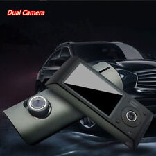 "Car DVR GPS 2.7"" TFT LCD Logger Cam Video Camcorder Cycle Recording Dual Camera"