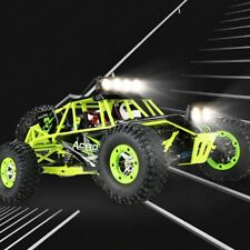 Arrive before Xmas.WLtoys 12428 1/12 2.4GHz 4WD RC crawler/racer.  USA dealer.