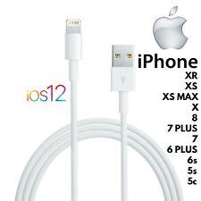 CAVO LIGHTNING PER APPLE IPHONE 11/XR/XS/MAX/X/PLUS/8/7/6/6s/5/5s/IPAD USB 8 PIN