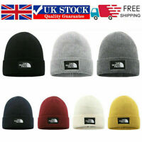 The North Fac Women's Men's Unisex Beanie Hat Stretch Hat Brand New with TAG UK