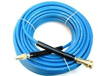 Carpet Cleaning  100' Truckmount 3000 psi Solution Hose 275 deg