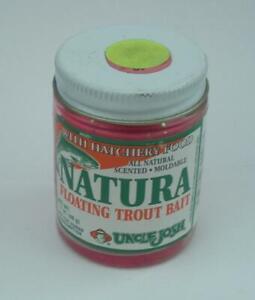 Uncle Josh FTB-PS Natura Floating Trout Bait Pink 24012