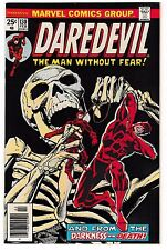 DAREDEVIL #130 (VF/NM) 1st Appearance of BROTHER ZED! Classic Bronze-Age Marvel