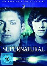 SUPERNATURAL, Staffel 2 (6 DVDs) NEU+OVP