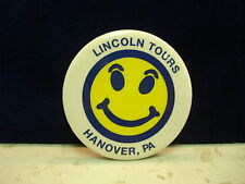 clip on pin from Lincoln Bus Lines in Hanover, Pa