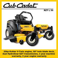 Cub Cadet RZTL50 Zero Turn Mower - SAVE $300!