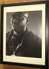 Iconic wall art -12''x16'' frame, Slick Rick, R&B, Hip Hop, Rap Photo Still