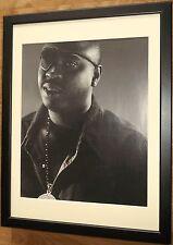 Iconic wall art -12''x16'' frame, Slick Rick, R&B, Hip Hop, Rap Photo Still
