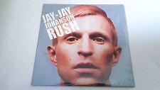 """JAY-JAY JOHANSON """"RUSH"""" CD SINGLE 2 TRACKS PRECINTADO SEALED"""