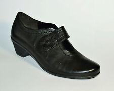 Gabor Damenschuhe Spangenschuh Leder schwarz Gr. 37,5 (PE 1925 S) bc5a029a25