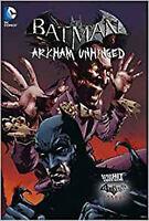 Batman: Arkham Unhinged Volume 3, Fridolfs, Derek, New Book