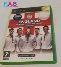 England International Football (Microsoft Xbox, 2004) Videospiele