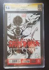 Superior Spider-Man #1 Quesada Variant CGC 9.6 Sign by Danny Miki