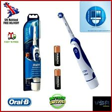 Electric Toothbrush Oral B Power Spinning Adult Floss Action Teeth Dental Care