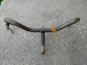 Vintage Bicycle Spares/Parts/Handlebars/Hercules/1930's