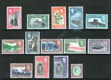 Pre-Decimal Lightly Hinged Multiple British Colony & Territory Stamps