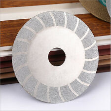 Wheel Grinding Disc Electroplated Diamond Saw Blade Cutting for Angle Grinder