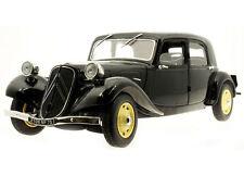 1:18 Solido Citroën Tracción 11B Berlín-1938 Negro
