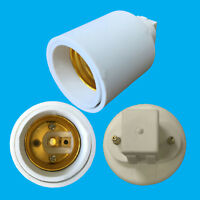 GX23 To ES E27 Edison Screw Light Bulb Socket Converter Adaptor Holder GX23d