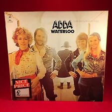 ABBA Waterloo 1981 UK issue of the 1974 vinyl LP EXCELLENT CONDITION
